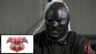"Rockblot #006: Rorschach Inkblot Test with Slipknot percussionist Shawn ""Clown"" Crahan"