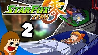Star Fox Zero: Metal Gear Ape - Part 2