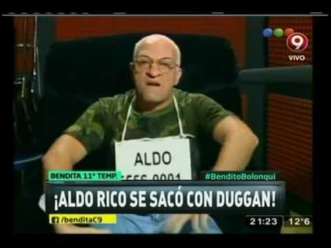 ¡Aldo Rico se sacó con Duggan!
