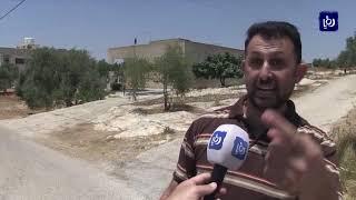 بلدة كفر جايز شمال إربد تعاني نقص المياه وتكرار انقطاعها (9-7-2019)