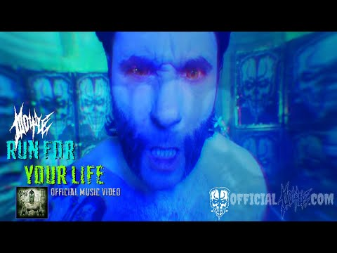 DOYLE: 'Run For Your Life' [OFFICIAL MUSIC VIDEO]
