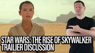Star Wars: The Rise Of Skywalker Trailer And Announcements Discussion