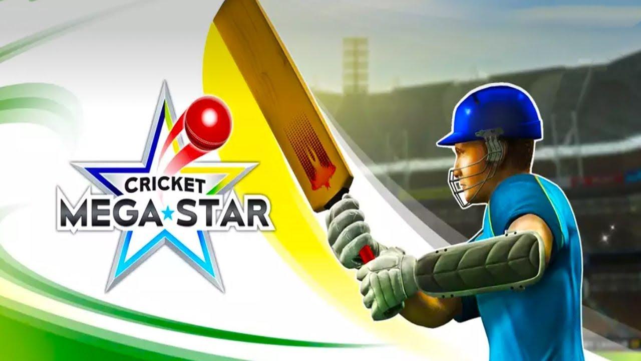 Cricket Megastar Android Gameplay u1d34u1d30