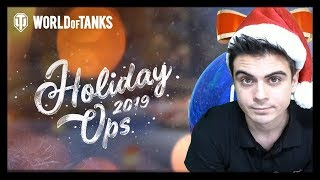 WoT    Holiday Ops 2019: 100 darab Loot Box nyitása