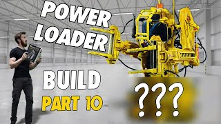 TREADS or LEGS? (POWER LOADER: PART 10)