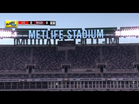 12 2 16 Lenape Valley vs Madison Football N2, G2 Final
