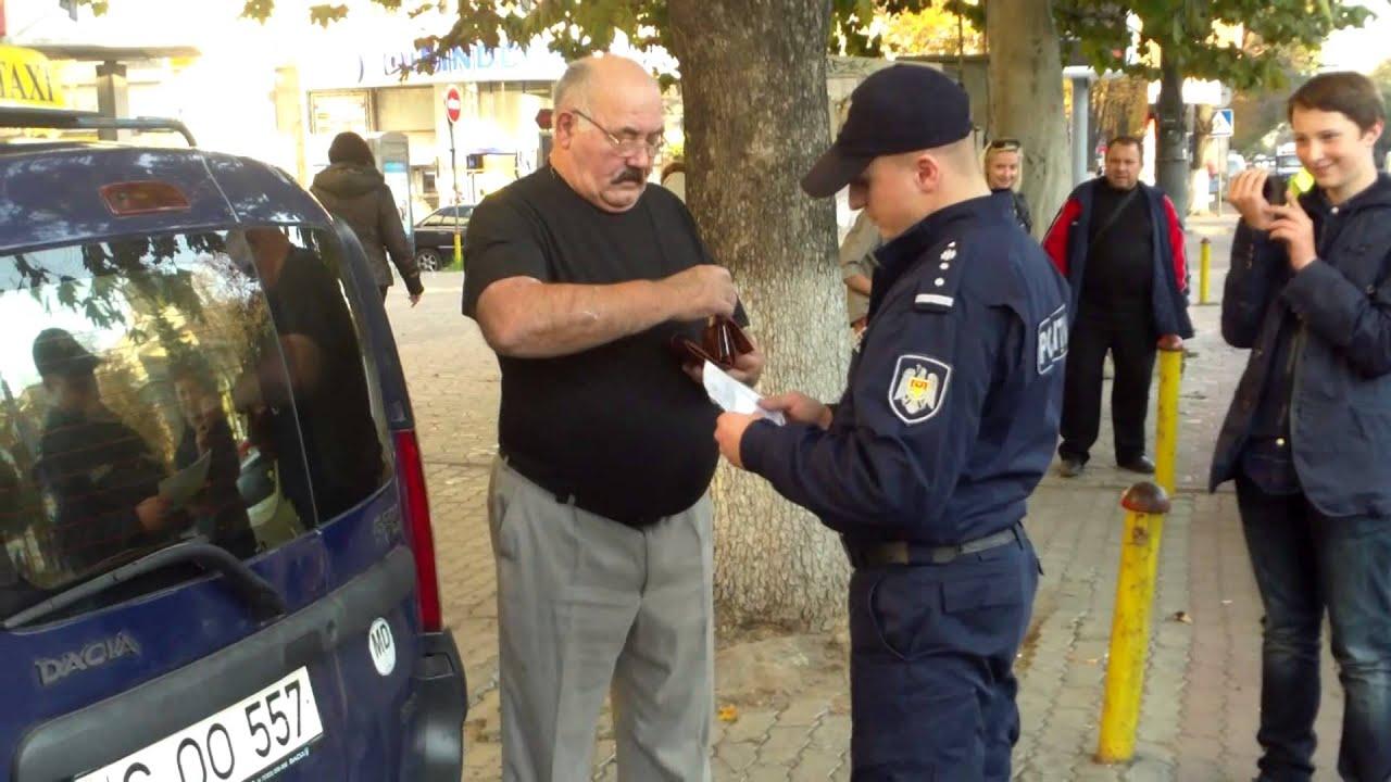 Domnica Cemortan impune ordine la #Km0, Chișinău