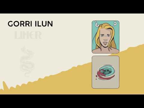 Liher - Gorri Ilun (Hemen herensugeak daude, 2020)