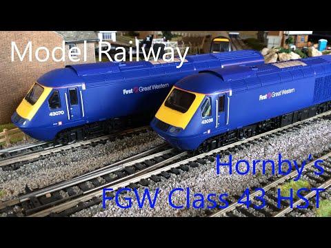 Class 43 FGW HST by Hornby.