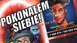 POKONAŁEM SIEBIE W LOCHU! UDAŁO SIĘ!- SHAKES AND FIDGET #203