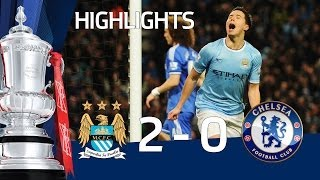 Video Gol Pertandingan Manchester City vs Chelsea