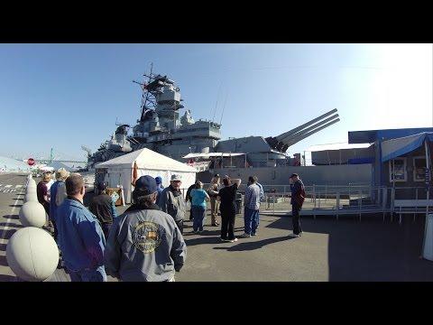 SSARC USS IOWA 2014