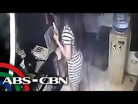 TV Patrol: Sapul sa CCTV Pagnanakaw sa spa sa Makati