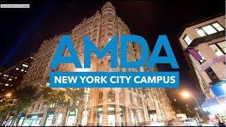 Explore AMDA's New York City Campus