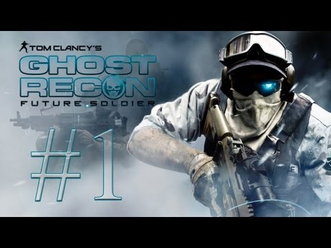 Ghost Recon Future Soldier: PC Gameplay Walkthrough - Episode 1