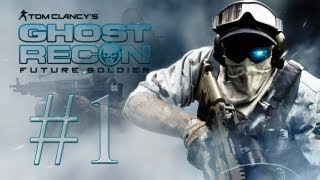 Ghost Recon Future Soldier: PC Gameplay Walkthrough - Episode 1
