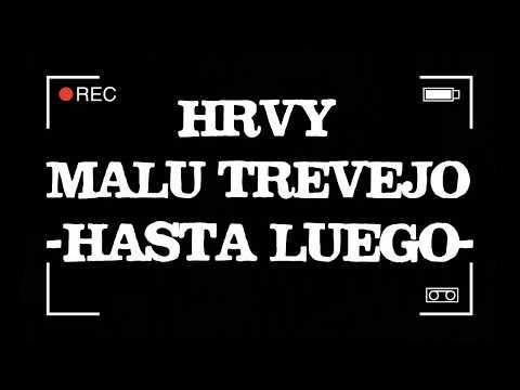 HRVY & Malu - Hasta Luego (Karaoke Version)🎵