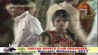 Chetak 2011 Garba  Amit Patel at AATHAM - part3