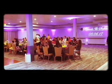 www.charliedjandlighting.com ---Wedding Reception @ The Legendary Anaheim Hotel in Anaheim, Calif.