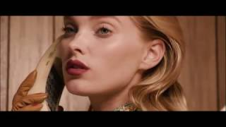 """The Voices""/Le Blonde for Vogue Mexico - Hitchcock Blonde (beauty story featuring Elsa Hosk)"