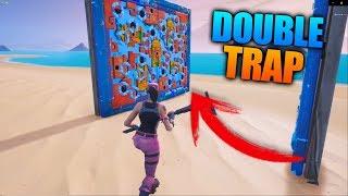 Nouveau poison Dart Trap Glitch! (Fortnite Saison 8)