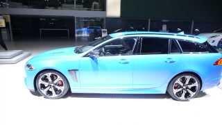 JaguarLandRoverLaunches NewModels| Geneva Motor Show