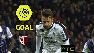 Video Gol Pertandingan Toulouse vs FC Metz