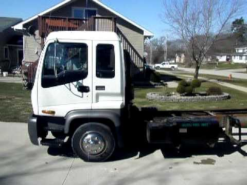 1999 GMC T6500 - YouTube
