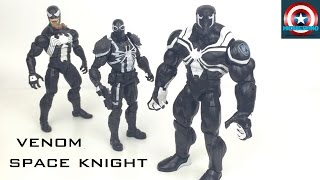 Marvel Legends Venom Space Knight Build A Figure