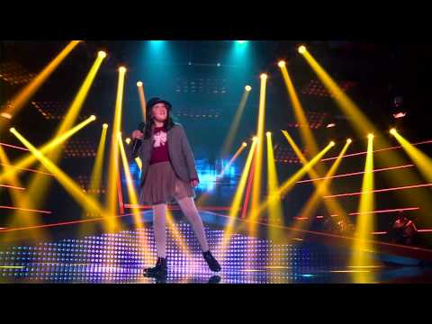 Melissa - I Feel Good de James Brown - La Voz Kids Colombia - Audiciones a ciegas - Temporada 1