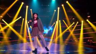 Melissa - I Feel Good de James Brown - La Voz Kids Colombia - Audiciones a ciegas - Temporada 1