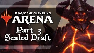 Trump's Magic: The Gathering Arena Video Guide Part 3: Sealed Draft