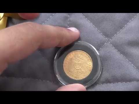 German 20 Marks Gold Coin
