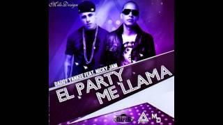El Party Me Llama - Daddy Yankee Feat. Nicky Jam  Cumbia Reggaeton - Prestige
