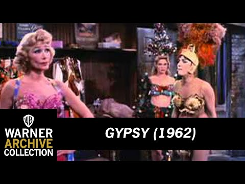Trailer do filme Gypsy
