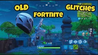 3 Minutes 13 Seconds of Old Fortnite Glitches