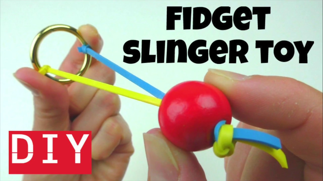 DIY FIDGET TOY