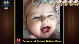 funy baby video