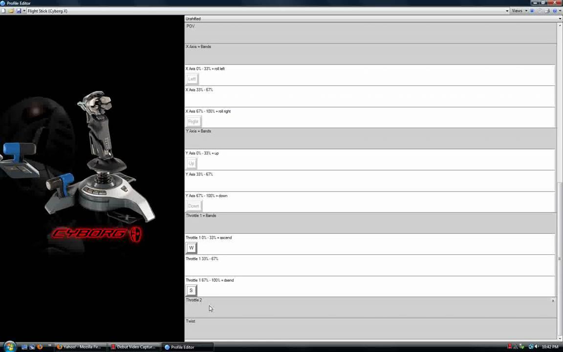 Battlefield Bad Company 2 Xpadder Profile