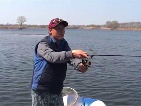 Рыбалка на Волге, Каме, Свияге и Меше - Рыбалка в Татарстане