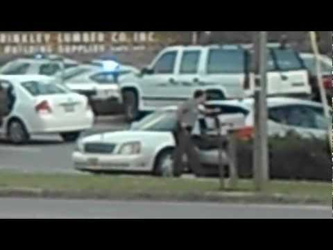 Rutherford College, Burke County NC- Stand-Off