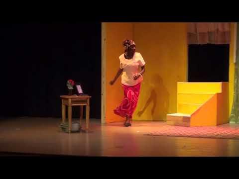Caribbean Secondary School Drama Festival 2017   Montserrat