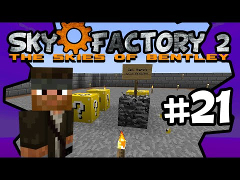 Resonant Exchanging | Sky Factory 2 | Ep.21