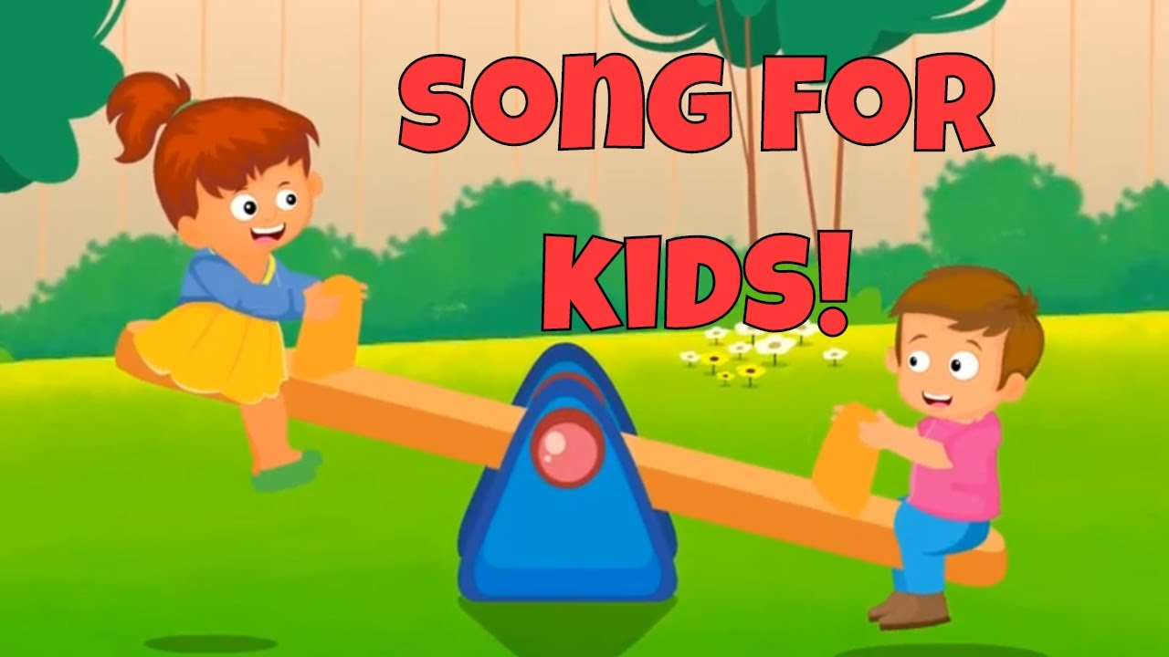 See Saw! A Nursery Rhyme Song for Kids