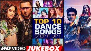 Step It Up - Top 10 Dance Songs | Video Jukebox | Superhit Dance Video Songs | T-Series - spanish dance songs popular