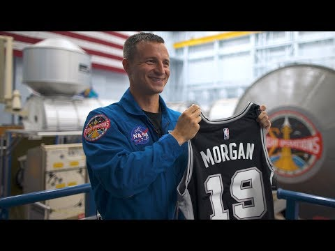 Spurs Jersey Heads to Space on the 50th Anniversary of the Apollo 11 Mission