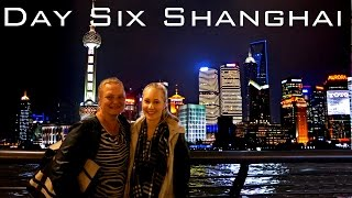 Day Six China Holiday! - Shanghai! - Speed trains, Secret Markets & Local subway!
