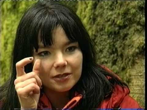 Björk  Short interview on making the  for Isobel 1995