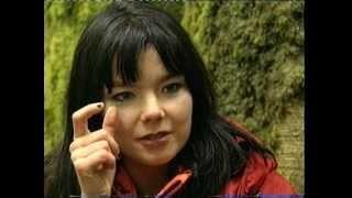 Björk - Short interview on making the video for Isobel (1995)