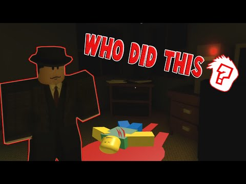 Detective WhoJim And Letplane On The Case